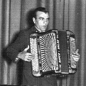 Umberto Allodi - Bruno's younger brother and accordion playing star!