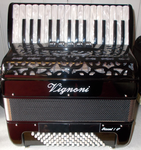 The Allodi Accordions Website Home Page